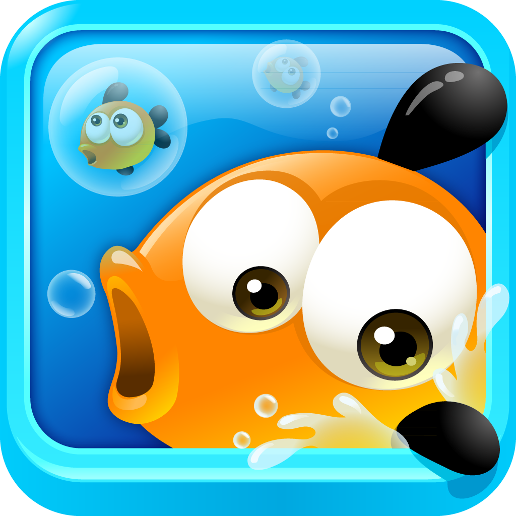 bubble fish app